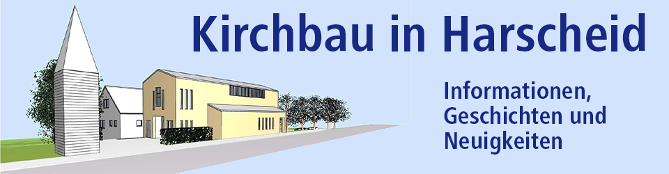 Kirchbau Harscheid